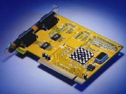 Computer Card Product Photo: pci-200H bus card